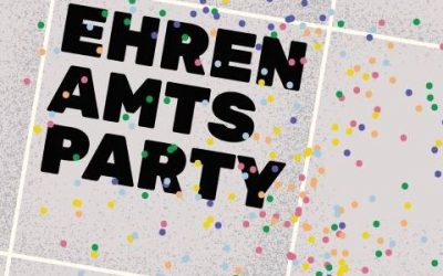 Ehrenamtsparty am 16.11. für alle Ehrenamtlichen der Jugendarbeit im Landkreis Biberach- Saalöffnung um 20:30Uhr!!