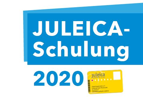 Juleica- Basismodul (teilweise) digital
