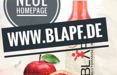 Neue Homepage BLAPF (www.blapf.de)