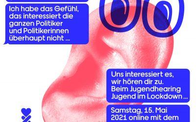 """Jugend im Lockdown"" – Jugendhearing am 15. Mai mit Sozialminister Manne Lucha"