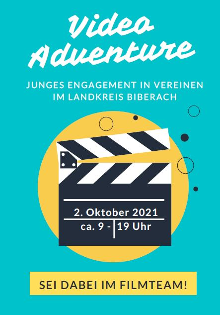 Video Adventure: Sei dabei im Filmteam!