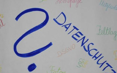 """""""Datenschutz im Verein – ein Update"""" am 15.11.21; 19-21Uhr"""